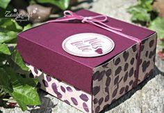 Zauberhaft handgemacht, Box, huge box, Magnetbox, Kraft der Natur, Stampin up