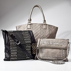 Bold Statement Bags on sale at TopFloor.com