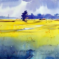35 beautiful paintings & lessons from the most experienced watercolorist in…