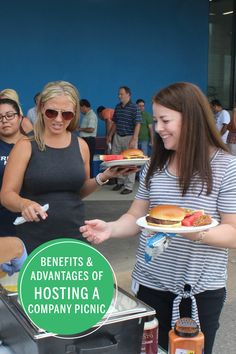 Summer is picnic season! So what a better way to show appreciation for your employees than with some TASTY picnic food! Find out why this should be your company summer gathering of choice. How To Motivate Employees, Family Support, Company Picnic, New Things To Learn, Smile Face, Singles Day, Picnics, Warm Weather, Great Recipes