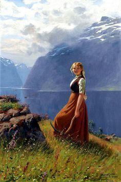 Voice of Nature - advict0riam: Hans Dahl (1849-1937)
