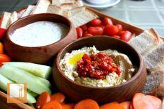 Easy {Homemade} Summer: Mediterranean Platter