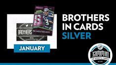 2017 SPECTRA - Silver - Brothers in Cards Pack Plus Program Box Break