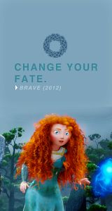 Brave... KJs first movie theatre experience