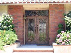 Dreams-56 - Wrought Iron Doors, Windows, Gates, & Railings from Cantera Doors