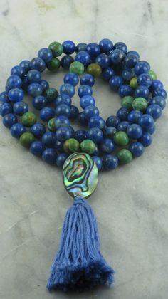 Shanti_Mala_108_Lapis_Mala_Beads