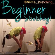 Hi loves! BEGINNER STRETCHING!❤️ you can do this stretch everyday! It helps tremendously with your pike jumps:) first stand straight up with your ankles together. Second reach down and grab your ankles keeping your back straight! Then pull yourself down by bending your arms! Hold for 30 sec and repeat 3 times:) happy stretching! DONT FORGET TO ENTER OUR CONTEST!! ∞Meg #Padgram