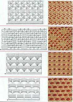 I'm thinking crochet curtains.