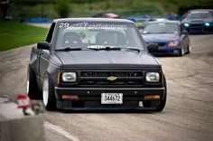Chevy S10 drift minitruck..