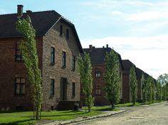 Building of #Aushwitz I camp | Picfari.com