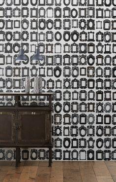 'DRO-01 Obsession Wallpaper by Daniel Rozensztroch. @2Modern'