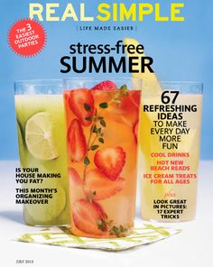 Real Simple Magazine Subscription Discount | Magazines.com