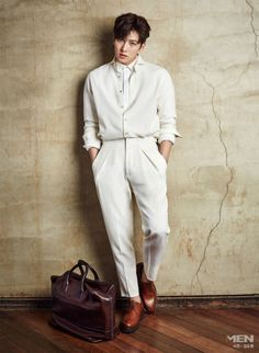 [PHOTOSHOOT + INTERVIEW] - Noblesse men cr translations : Gabby from Ji Chang Wook kitchen Ji Chang Wook is an actor who is leading the Hallyu wave. The dramas that he have starred in as the lead. Ji Chang Wook Smile, Ji Chang Wook Healer, Ji Chan Wook, Lee Dong Wook, Asian Actors, Korean Actors, Korean Men, Dramas, Ji Chang Wook Photoshoot