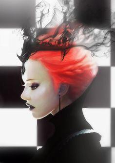 queen by zinnbun - CGHUB via PinCG.com
