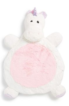 Free shipping and returns on Mary Meyer 'Unicorn' Play Mat (Baby) at Nordstrom.com. An adorable, lightly cushioned play mat shaped like a friendly unicorn makes supervised tummy time extra fun for your little one.