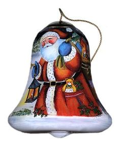 NeQwa Ornament The Joy You Give 3Inches Tall Bell Design Designed by noted artist Susan Winget >>> Click image to review more details.