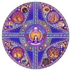 Items similar to Virgo Astrology Mandala Art Pocket Mirror zodiac art purse mirror stocking stuffers birthday party favors gift on Etsy Sagittarius And Capricorn, Gemini And Cancer, Virgo Astrology, Tarot, Mandala Art, Birthday Wall, Card Birthday, Zodiac Art, Wall Prints