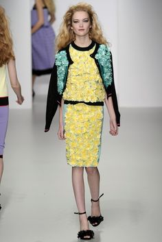 Sister by Sibling RTW Spring 2014
