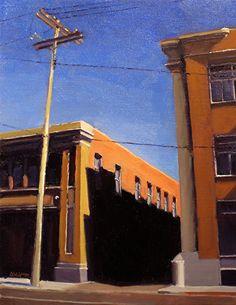Dan Graziano - alley shadow