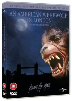 An #american werewolf in london  dvd #david naughton, jenny agutter, #griffin dun,  View more on the LINK: 	http://www.zeppy.io/product/gb/2/302081683814/