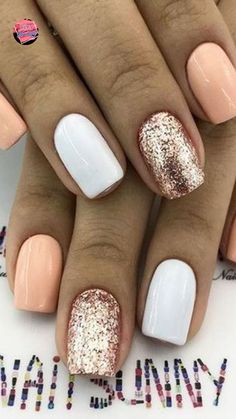 61 Summer Nail Color Ideas For Exceptional Look 2019 nails summernail summernaildesigns summernailart summer springnails winternails fallnails nailart nailartdesigns nailcolors nagel summer 61 Summer Nail Color Ideas For Exceptional Look 2019 Summer Acrylic Nails, Cute Acrylic Nails, Cute Nails, Pretty Nails, Nail Summer, Nail Ideas For Summer, Cute Summer Nails, Pink Summer, Nails Yellow