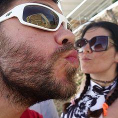Kisses from Halkidiki! #summer #SummerinGreece #travelcouple #travel #happytraveller #Chalkidiki #Greece
