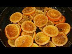 Naranja confitada muy fácil - YouTube