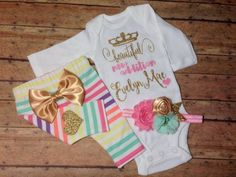 baby girl coming home outfit custom newborn girl by SweetnSparkly.>>> >>> >>> We love this at Little Mashies headquarterslittlemashies.com