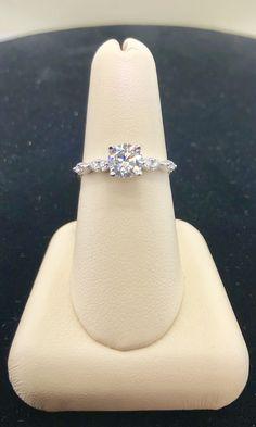 New From S Kashi 0 15 Ctw Diamond Engagement Ring 1068 Amazing