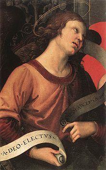 Raffaello Sanzio - Angelo