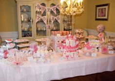 Sweet Shoppe party: Samantha is 1! | Chickabug
