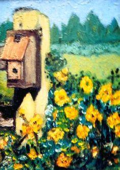 Thumbprint Country Art !
