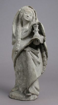 Saint Mary Magdalene   French   The Met