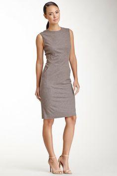 Cosette Wool Dress by Lafayette 148 on @HauteLook