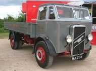 ERF C14 1933 Vintage Trucks, Old Trucks, Classic Trucks, Classic Cars, Automobile, Old Lorries, Road Transport, Commercial Vehicle, Cool Cars