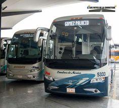 Volvo 9700 grand l noreste plus y ómnibus de México plus 6x2