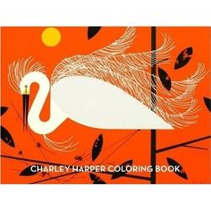 A coloring book that gracefully translates Charley Harper's illustrations of animals into black and white line work. In this lovely coloring book, young artists can create their own colorful originals using American illustrator Charley Harper's black and white line drawings of birds and other animals. Printed on white paper on one side only, each drawing is able to peel off and instantly stick up on the wall or refrigerator. The back cover shows Harper's original illustrations in full color.