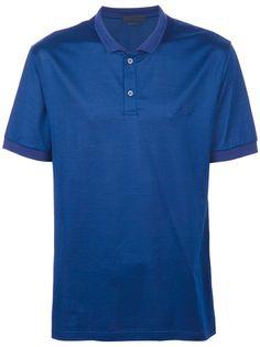 ALEXANDER MCQUEEN Camisa Polo Azul.