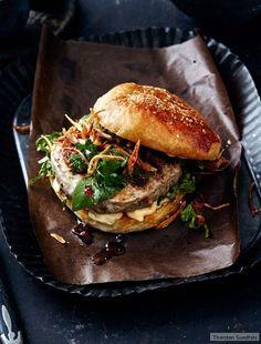 Thai-Burger …