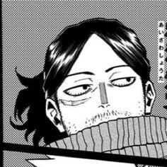 Hero Academia Characters, My Hero Academia Manga, Anime Characters, Fictional Characters, Power Manga, My Hero Academia Eraserhead, Shouta Aizawa, My Favourite Teacher, Madara Uchiha