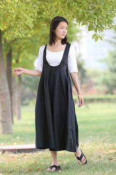 Romantic Black Vest Bud Long Maxi Dress-CF008 van YL1dress op Etsy