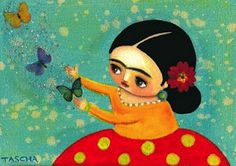 frida kahlo caricaturas - Buscar con Google