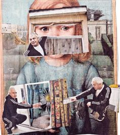 Hannah Hoch Collage