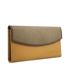 ClaudiaG Collection - Easy Wallet - Goldenrod SPECIAL Black Friday Pricing through 11/27