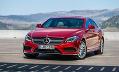 2015 Mercedes-Benz CLS 500 4MATIC