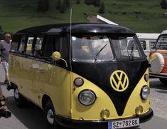 Volkswagen Minibus, Vw T1, Combi T1, Busse, Vw Cars, Camper Van, Nostalgia, Germany, Trucks