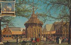 Thailand Pavilion - 1964-65 New York World's Fair