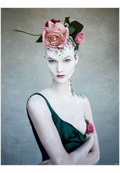 Karlie Kloss 2014 Photo Patrick Demarchelier