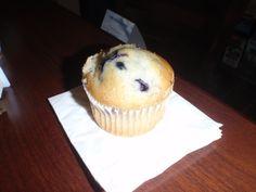 Provar verdadeiro Blueberry Muffin - CHECK eheheh em Charlotte, USA