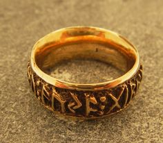 Awesome rune ring